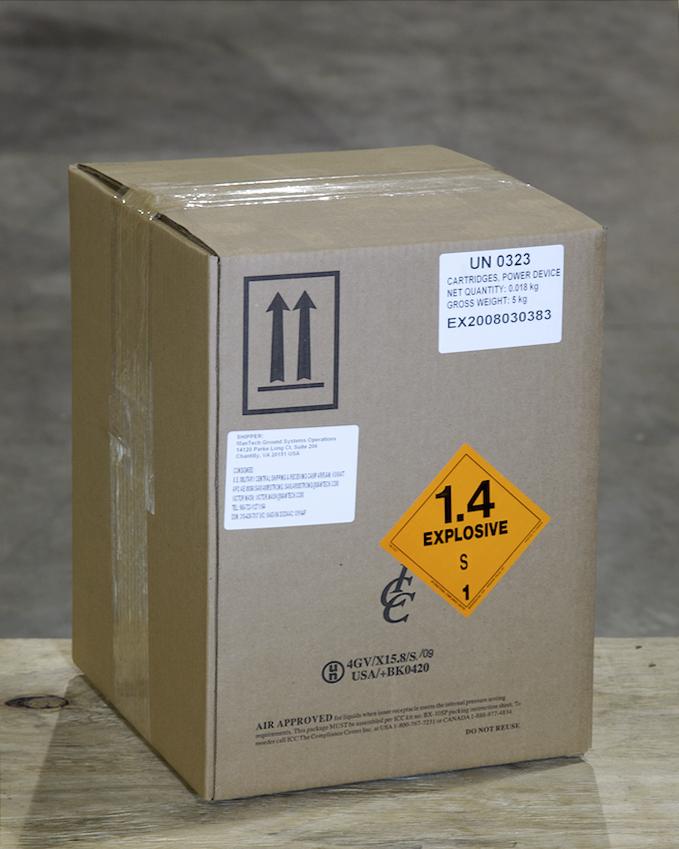 ATP cargo boxes